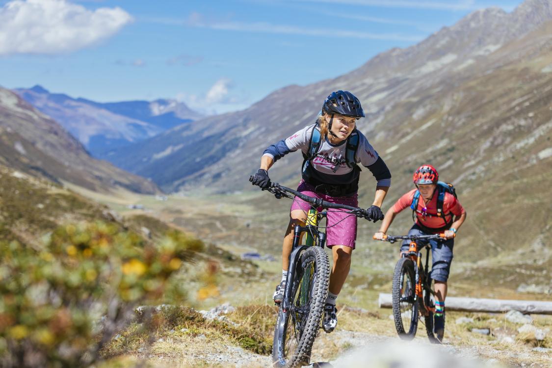 Mountainbike Davos Klosters, Frauen