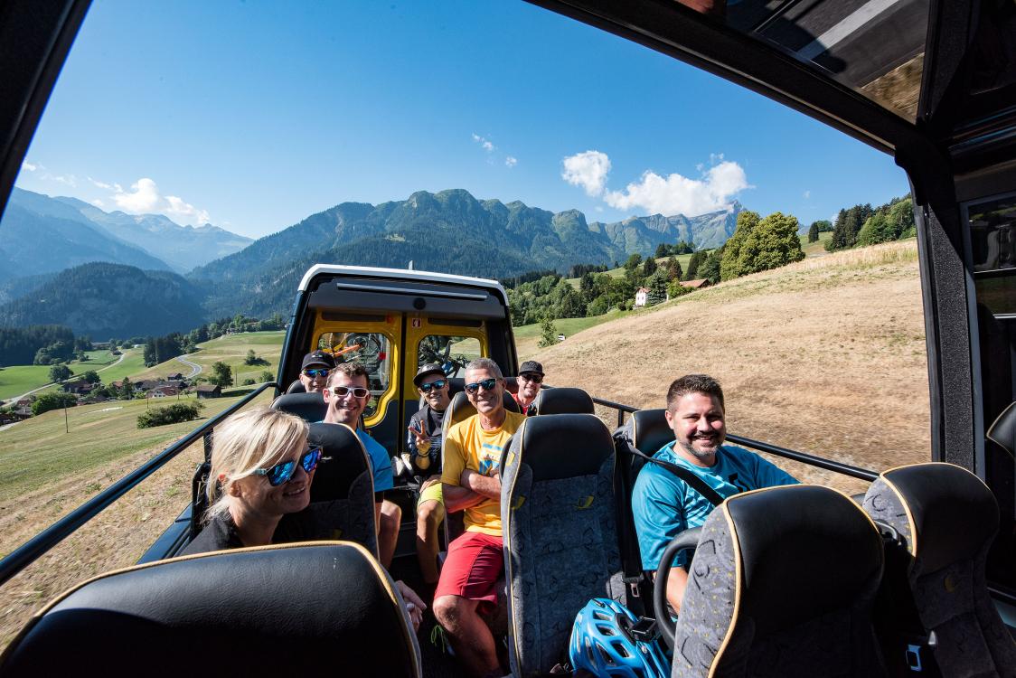 Postauto-Cabriolet (Postauto-Tour)