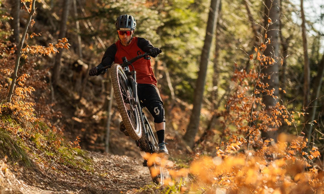 Neverresting Gladiatorenkampf der Mountainbiker