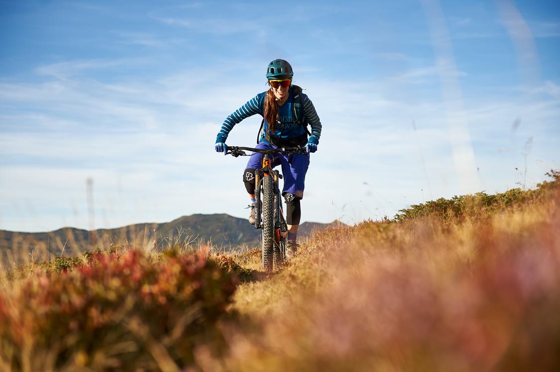 Nicole Hemmi Arosa Mountainbike