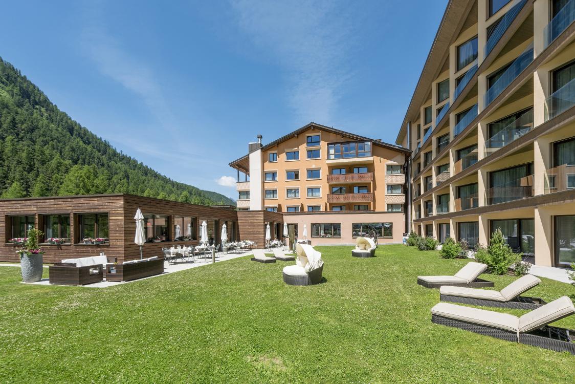 Hotel Palue Pontresina