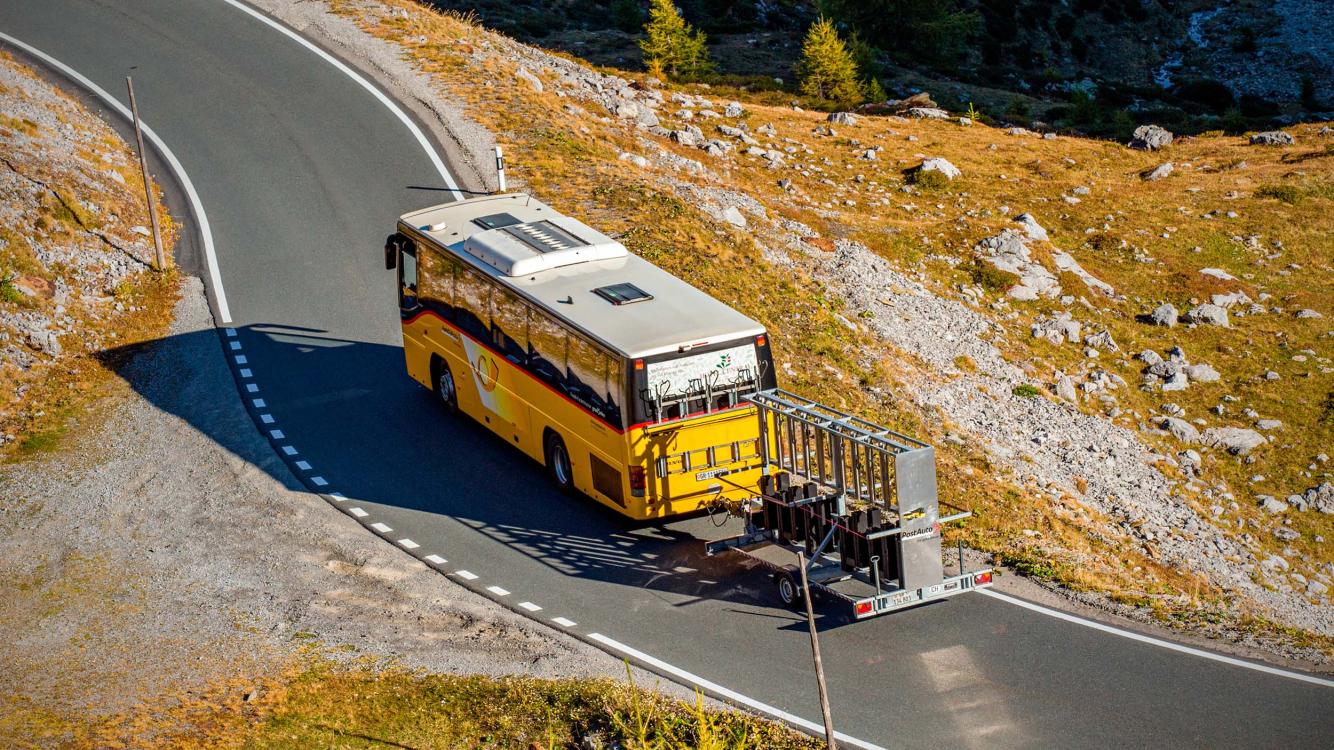 Postauto Umbrail-Pass