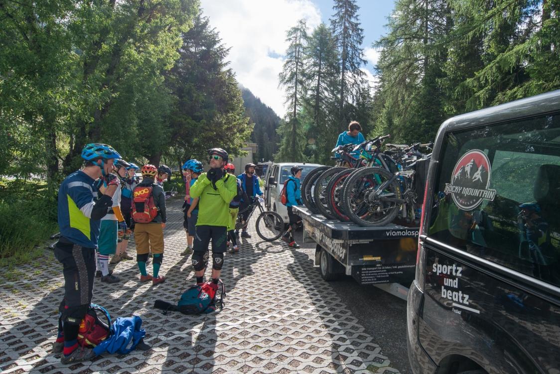 Rocky Mountain Trail Ride