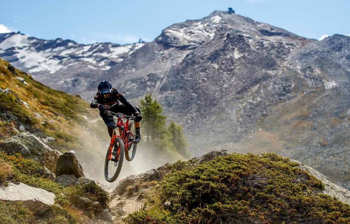Swiss Enduro Series wird offizielle, nationale Enduro-Rennserie
