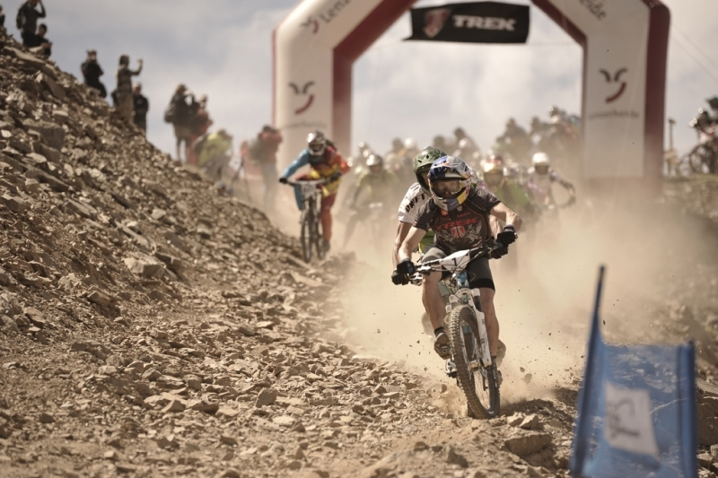 Bike Attack Lenzerheide