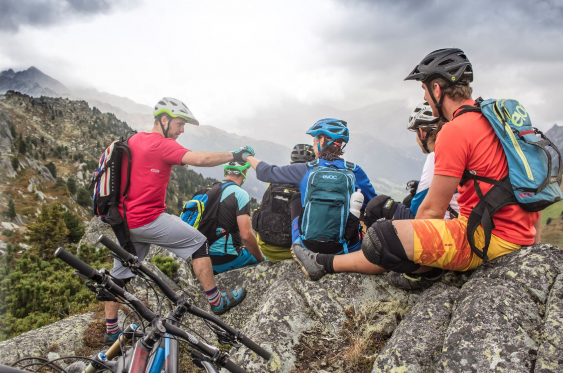 Viamala Sportwerkstatt - Enduro Bike Erlebnis