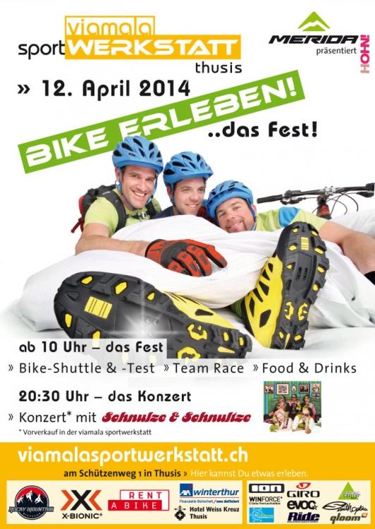 vsw plakat saisonfest bike