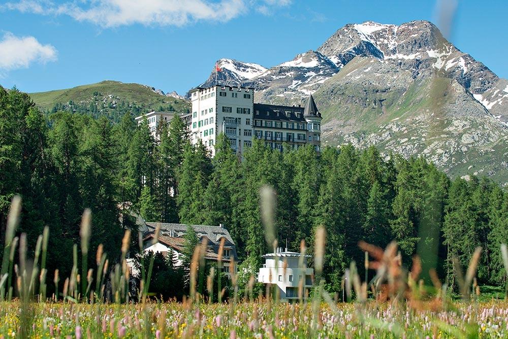 Hotel Waldhaus Sils, graubündenBIKE-Hotel