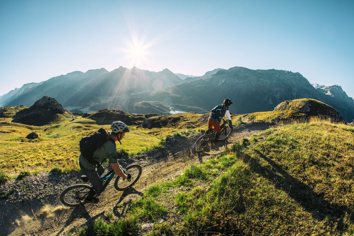 BIketest Happening Engadin St.Moritz