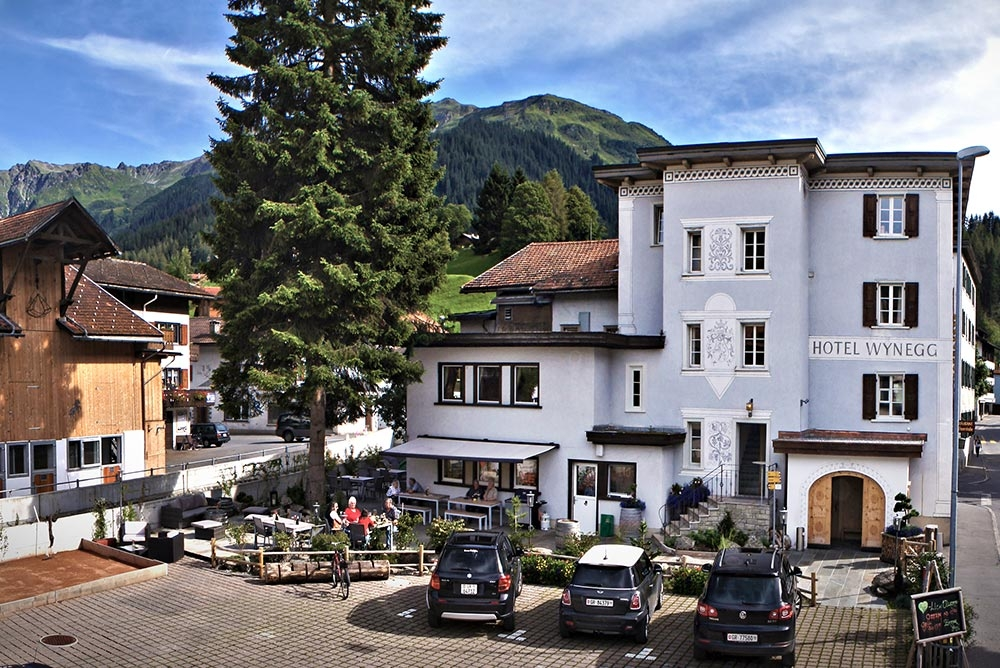 Hotel Wynegg Klosters