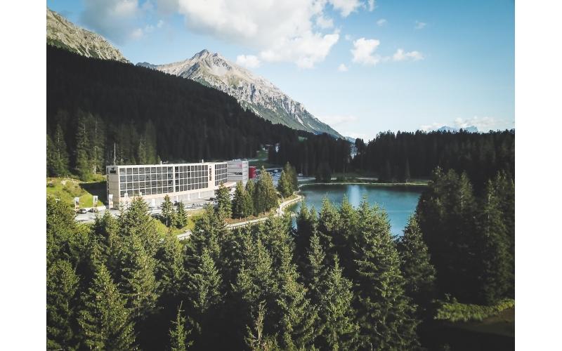 graubündenBIKE-Hotel, Revier Mountain Lodge, Lenzerheide