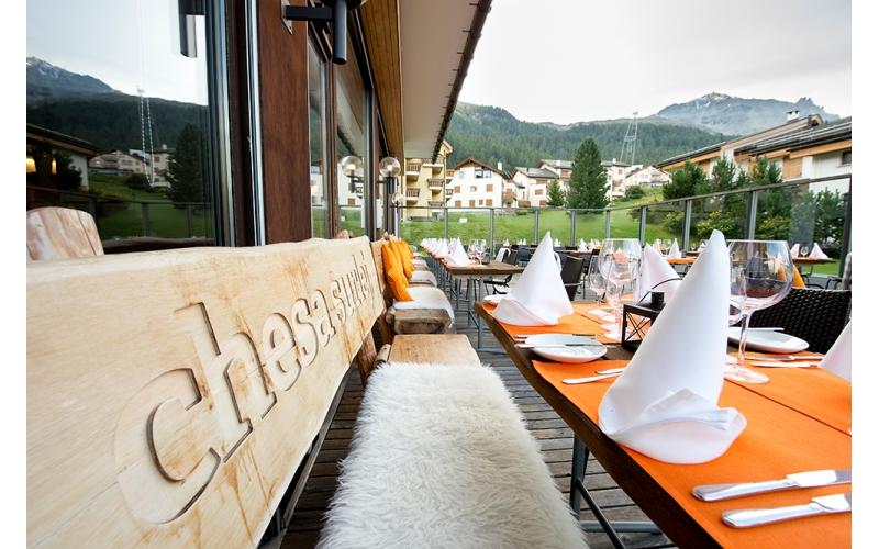 Hotel Chesa Surlej Silvaplana