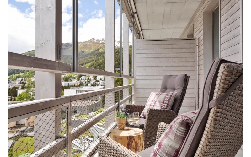 graubündenBIKE-Hotel, Ameron Davos Swiss Mountain Resort, Andi Seeli