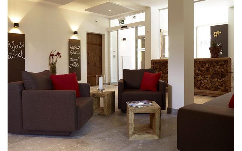 graubündenBIKE-Hotel, Hotel Alpina Parpan, Biker-Stammtisch
