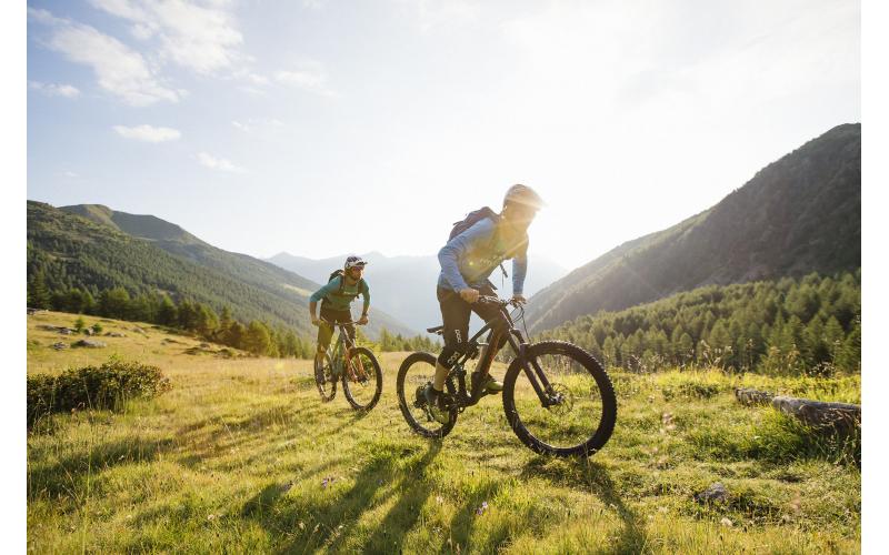 Albergo Croce Bianca Bike Val Poschiavo