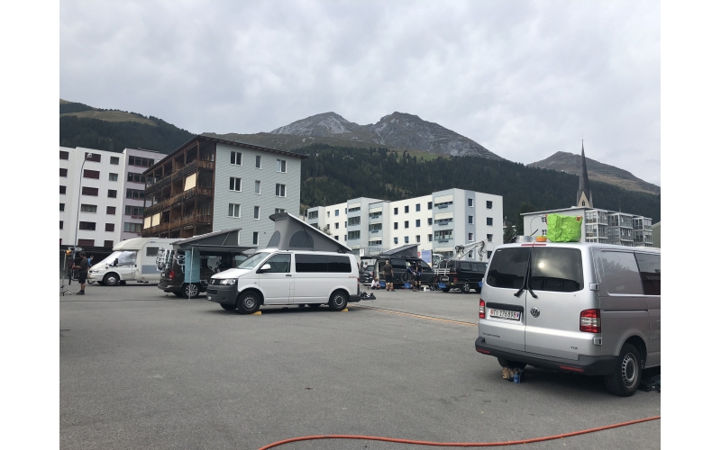 graubündenBIKE-Hotel, Hotel Ochsen & Hotel Strela, Davos