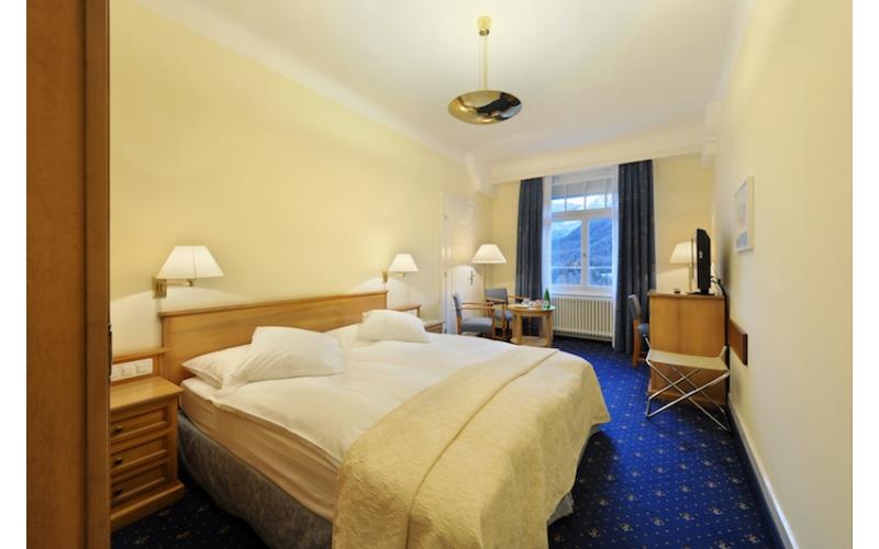Hotel Waldhaus Sils Maria