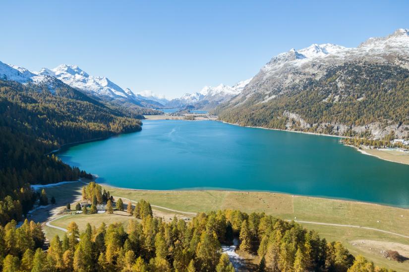Oberengadiner Seenlandschaft - Nira Alpina