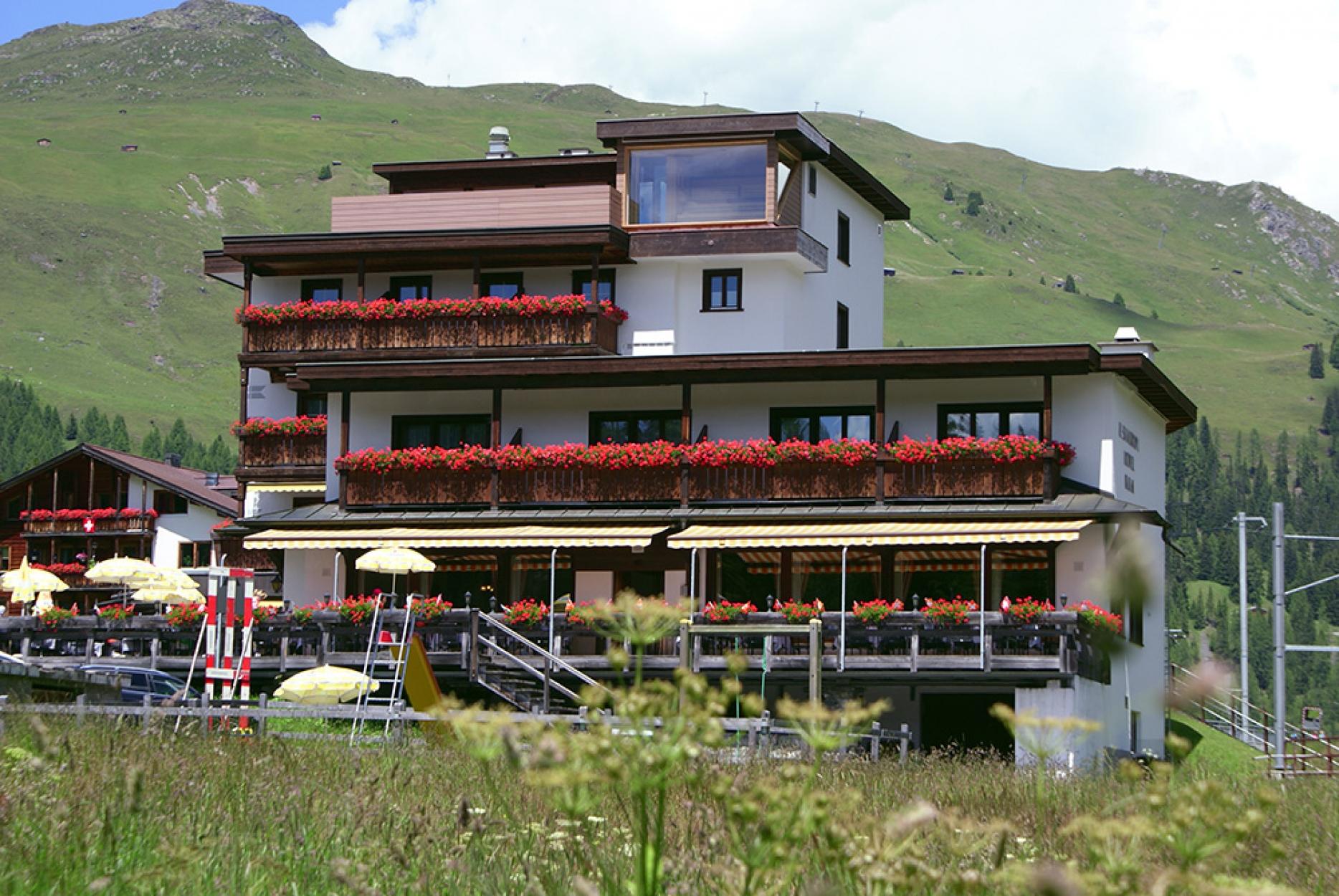 Kesslers Kulmhotel Davos