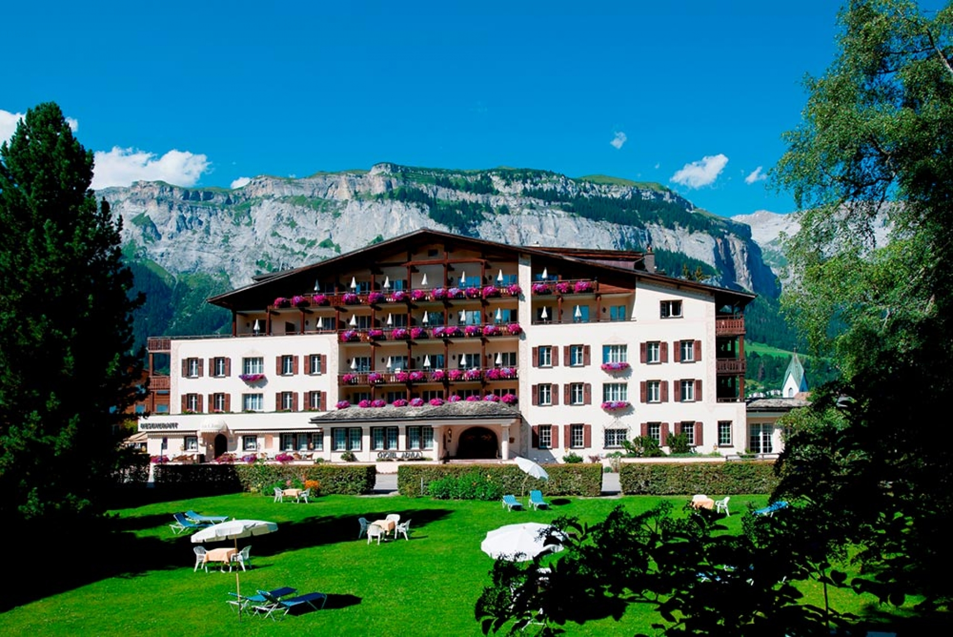 Hotel Adula Flims