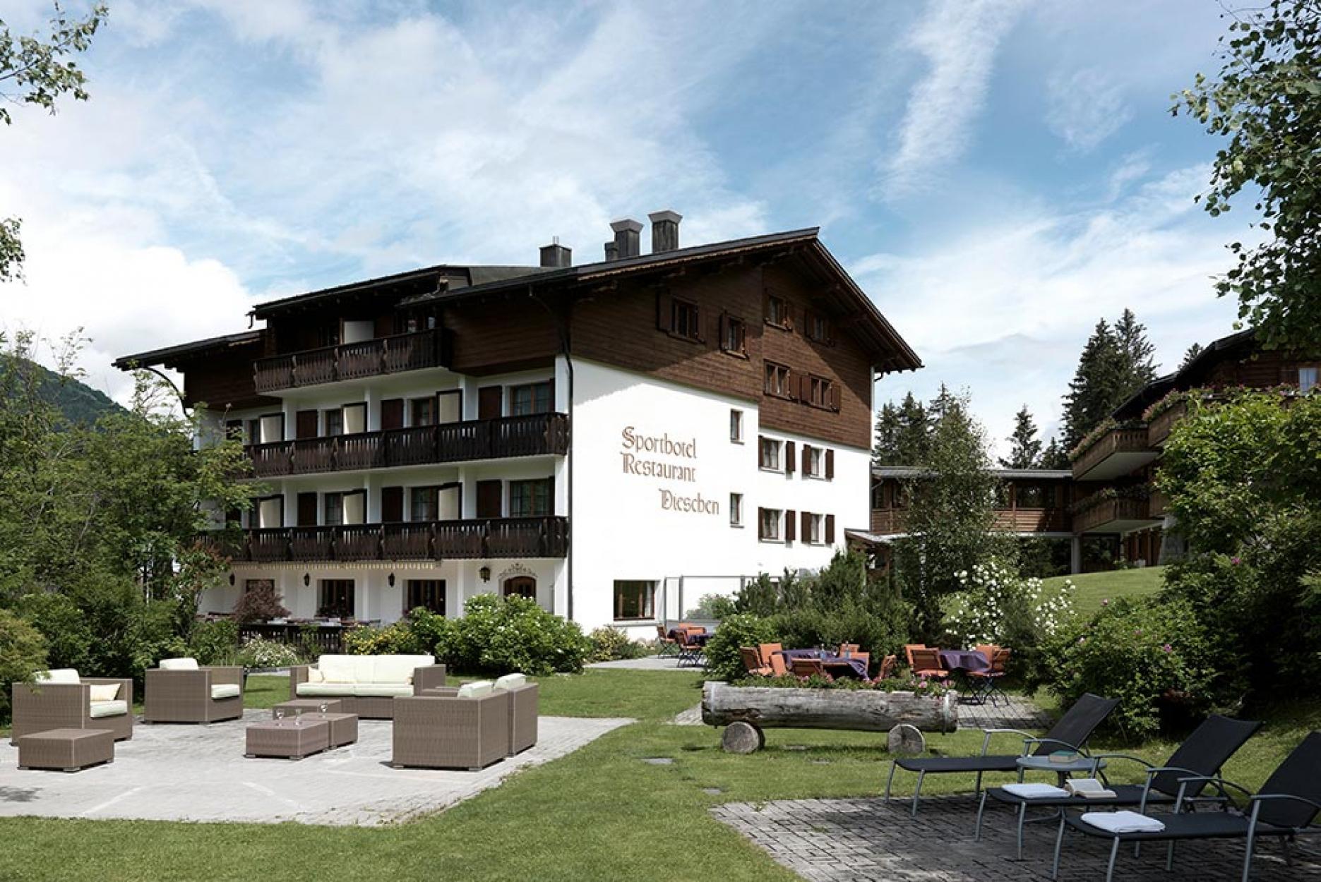 Hotel Dieschen Lenzerheide