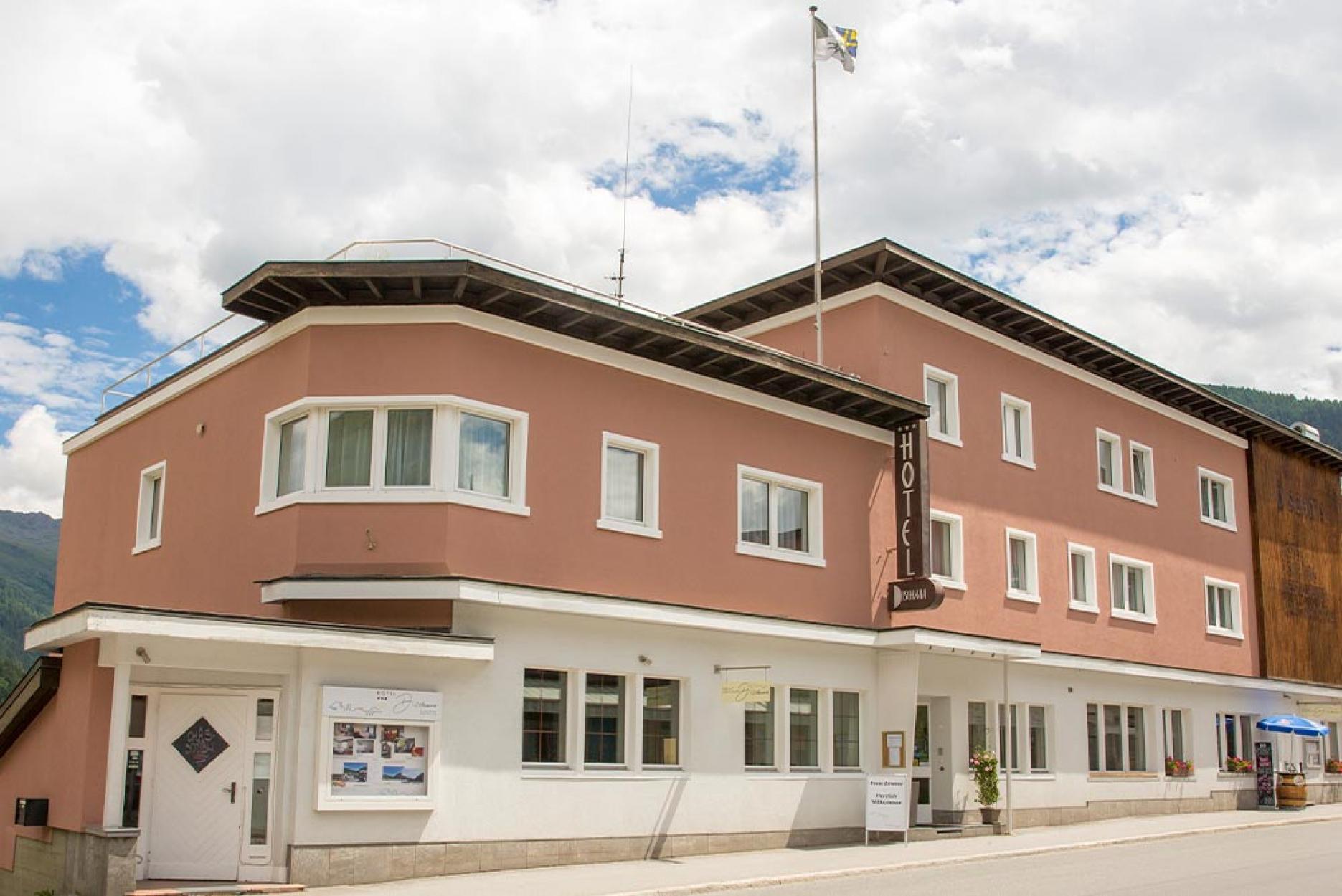 Hotel Dischma, Davos, graubündenBIKE-Hotel