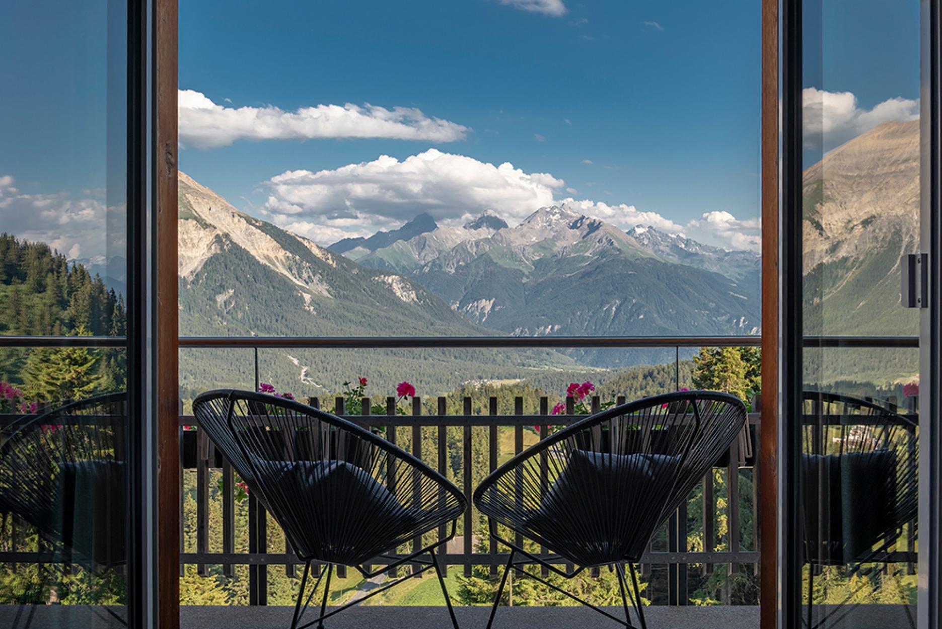 Hotel Tgantieni Lenzerheide, graubündenBIKE-Hotel