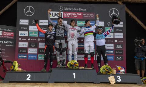 Downhill Weltcup Lenzerheide 2019