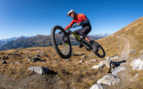 Urdenfürggli Trail Arosa Lenzerheide 2020
