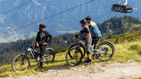 Riders Bike Camp Laax