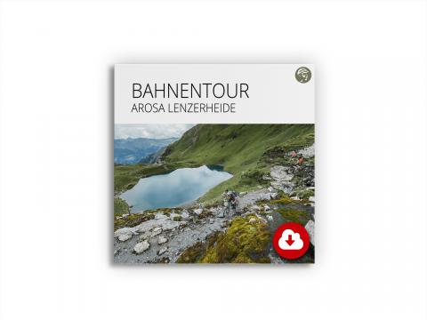 Produktbild Datenpackage Bahnentour Arosa Lenzerheide