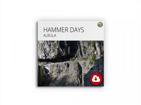 Datenpackage Hammer Days Albula