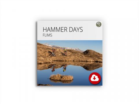 Produktbild Datenpackage Hammer Days Flims