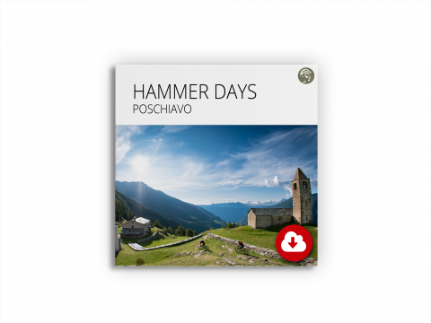 Produktbild Datenpackage Hammer Days Poschiavo