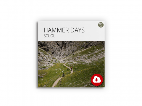 Produktbild Datenpackage Hammer Days Scuol