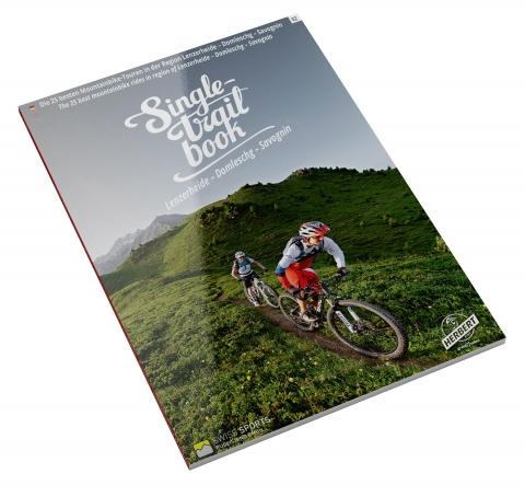 Singletrail Book, Lenzerheide - Domleschg - Savognin, Cover