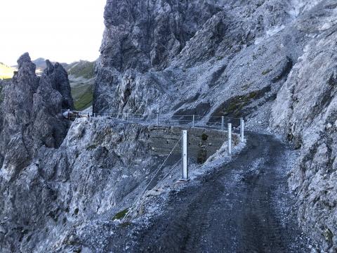 Davos Klosters Destination Felsenweg Bahnentour Panorama Supertour