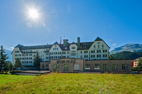 Hotel Cresta Palace, Celerina
