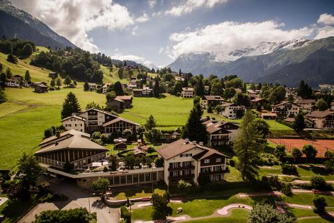 Hotel Sport Klosters, graubündenBIKE-Hotel