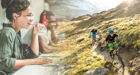 Job und Leidenschaft verbinden und Bikeprofi werden