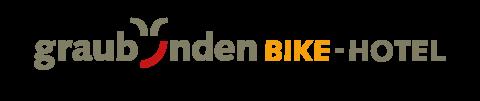 Logo graubündenBIKE-Hotel