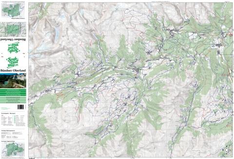 Singletrail Map 020 Vorderseite