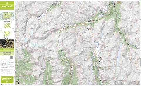 Singletrail Map 022 Vorderseite