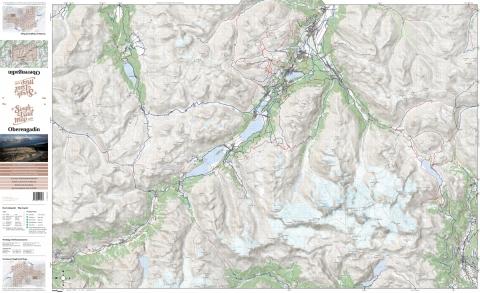 Singletrail Map 024 Vorderseite