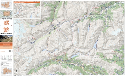 Singletrail Map 028 Vorderseite