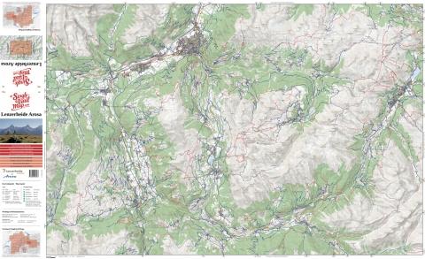 Singletrail Map 102 Vorderseite