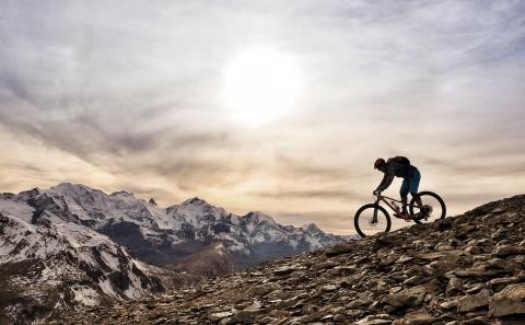 Monte Breva / Piz la Stretta