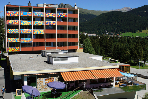 Panorama Hotel Davos