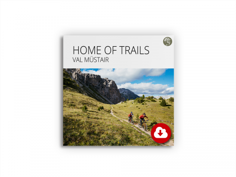 Datenpackage Home of Trails Val Müstair