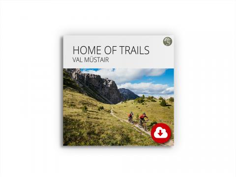 Datenpackage Home of Trails Val Müstair